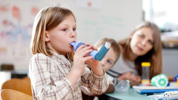 Enfants asthmatiques en Europe : les chiffres clés